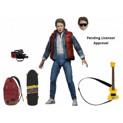 Neca Back to the Future Ultimate Marty Figure